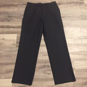 Claiborne pinstripe dress pants. Size 32X32